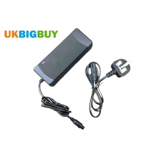 UK HoverBoard Charger Fused Plug BS1363A CE and UL Approved