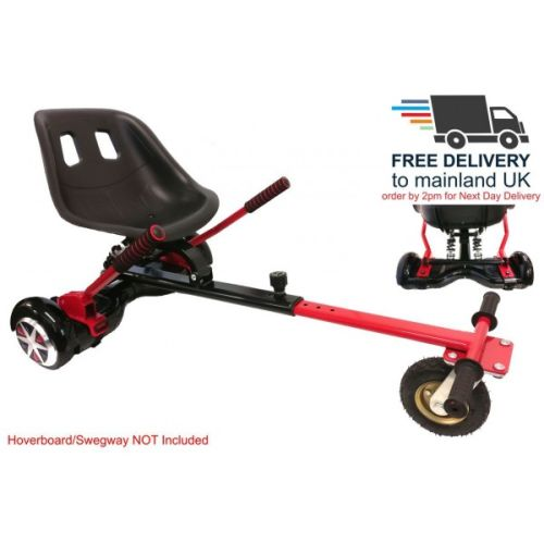 HoverKart HK5 - With Suspension and Off-Road Front Wheel Steer