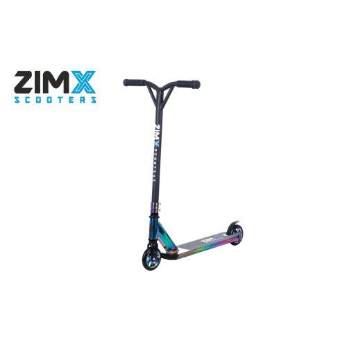 ZIMX NEO MAX Stunt Scooter - Neo Black
