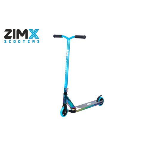ZIMX NEO MAX Stunt Scooter - Neo Blue