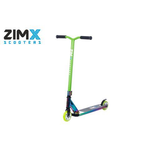 ZIMX NEO MAX Stunt Scooter - Neo Green