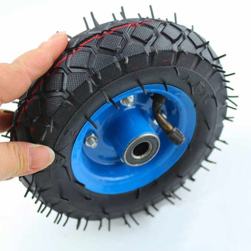 Replacement Off Road Wheel ONLY for Zimx Hoverkart Models HK2, HK3, HK5