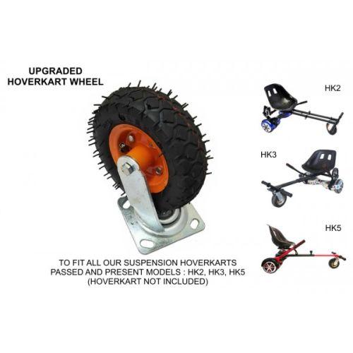 Hoverkart Replacement Wheel and Castor for Zimx Hoverkart Models HK2, HK3, HK5