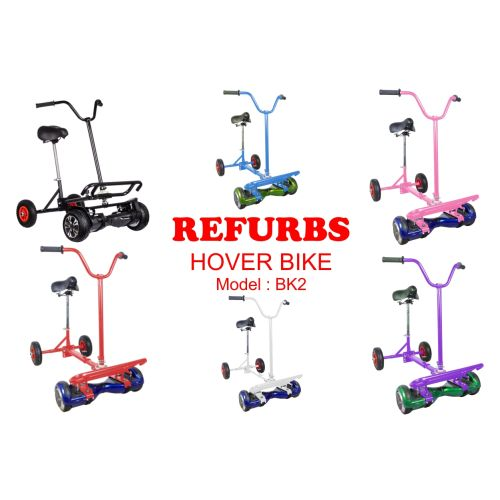 ZIMX HoverBike BK2 for Hoverboards / Swegways (USED / REFURBED)