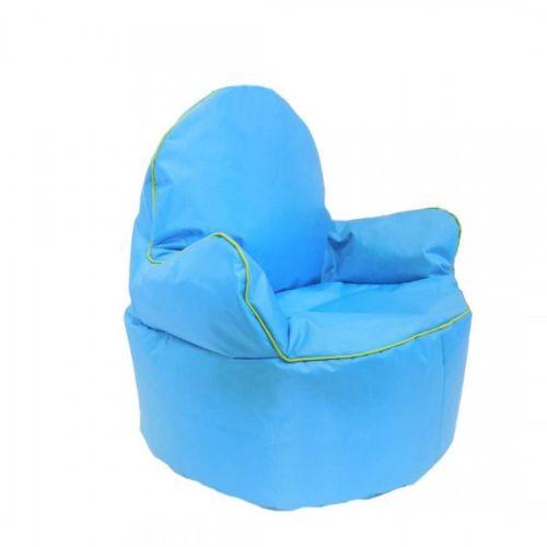 Blue Kids King Bean Bag Chair