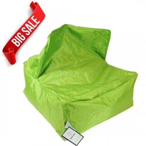 Green Transforming Bean Bag Chair