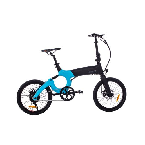 X80 Blue Commuter EBike (with throttle)