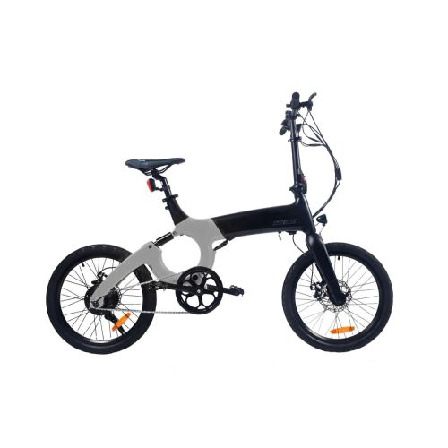 X80 Grey Commuter EBike (with throttle)