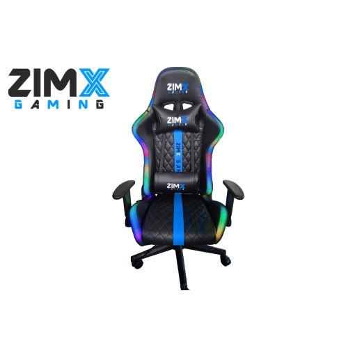 INFINITY THRONE - RGB Professional Gaming Chair - Black/Blue