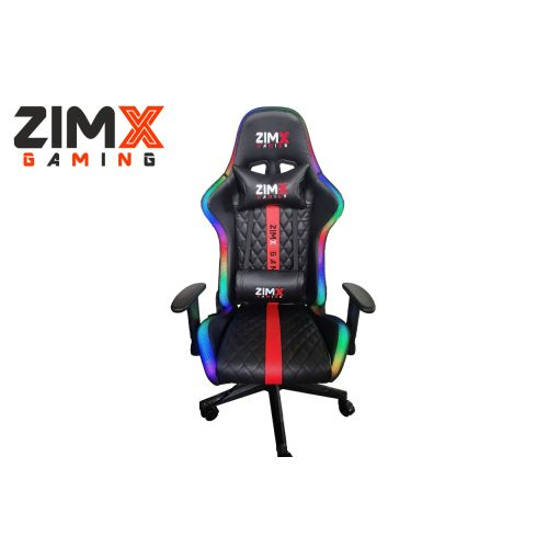 INFINITY THRONE - RGB Professional Gaming Chair - Black/Red