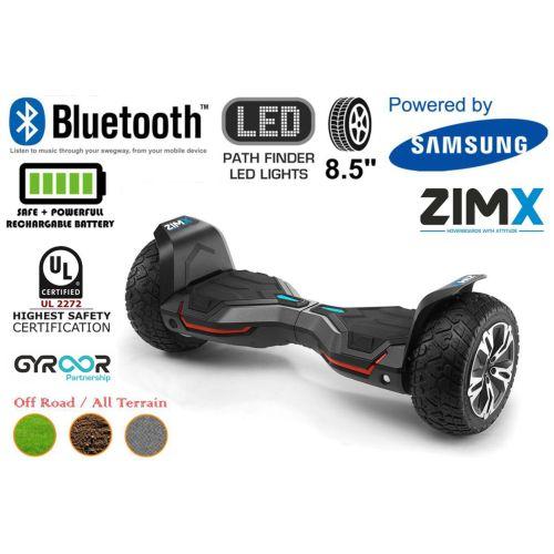 Black G2 Pro Off Road Hoverboard Swegway Segway