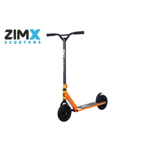 ZIMX ZX TRACK Dirt Scooter - Copper