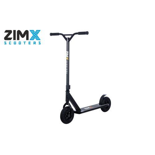 ZIMX ZX TRACK Dirt Scooter - Matte Black