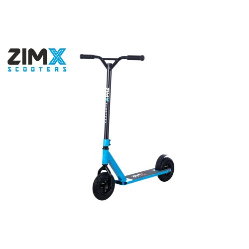 ZIMX ZX TRACK Dirt Scooter - Sky Blue